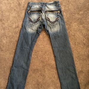 Zara Men's Blue Jeans Waist Size 30